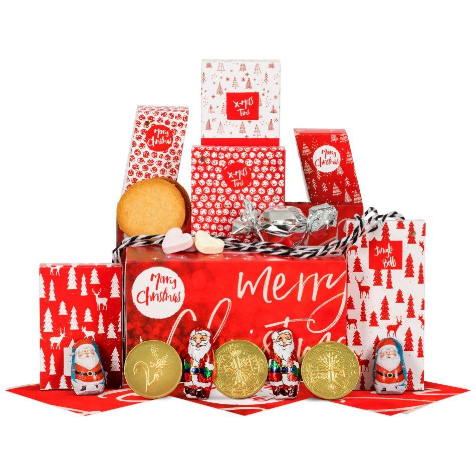 Mini Kerstpakket Merry Christmas