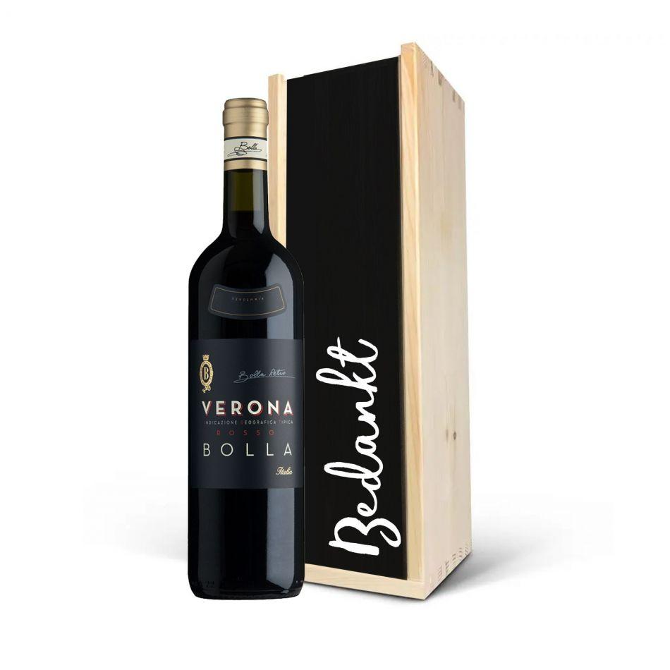 Wijnkist Bolla Verona Rosso