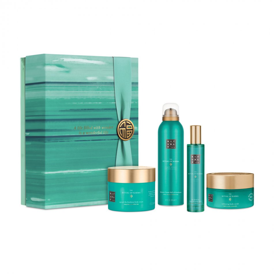 The Ritual of Karma Soothing Collection Large